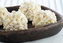 Recipes Popcorn / by Laurie Bossman