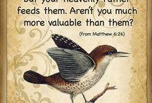 Scripture / Scripture