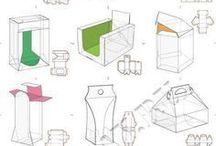 Бумажные коробки