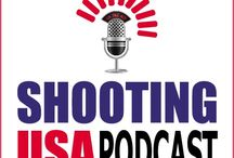 SHOT Show Podcasts / Latest news from the industry, and good conversation with Pro Shooters. / by Shooting USA