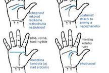 čáry na ruce