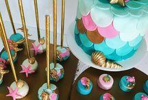 mermaid birthday ideas