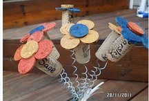 Cork projects / Crafts