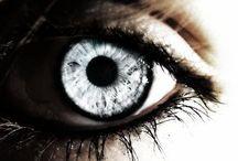 aes; eyes