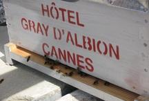 Les Ruches de l'Hôtel  Gray d'Albion Cannes