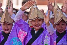 Fiestas japonesas / Fiestas nacionales, matsuris, eventos especiales... todo esto tiene cabida aquí. / by Japonismo