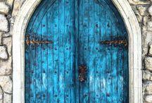 a kasteel deur