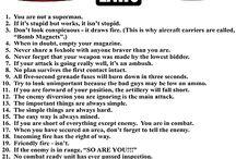 murphy laws in combat