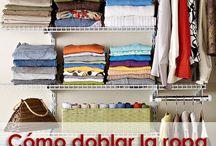 Organización del hogar