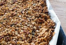 gluten vrije granola