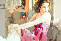 PAINTINGS / by Phillip Petty