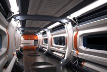Sci-Fi | Environments