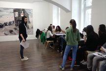 Galerijní pedagogika / Akce a prohlídky pro děti starší i mladší