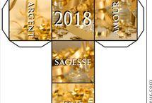 Cartes de voeux bonne année