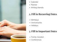 year planning