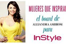 MUJERES QUE INSPIRAN por ALEJANDRA AMBROSI / Las mujeres que hicieron grandes cosas según la actriz Alejandra Ambrosi