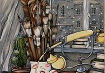 Coffee art / by Sandra Bolton