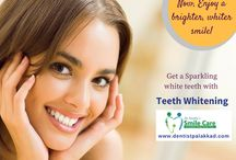 Cosmetic Dentistry /  We provide affordable dental care in palakkad.   Neethu's smile care help you to smile confidently !!  Visit us at : http://dentistpalakkad.com/