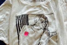 Camisetas / by Claudia Perez