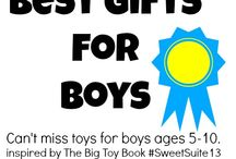 gifts for boys ideas / by Shell from Things I Can't Say
