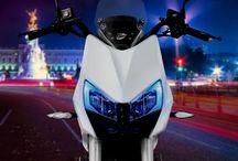 Scooter Z3 100% électrique