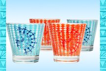Tumblers, Rock Glasses & Beer Mugs / Tumblers,  Rock Glasses  & Beer Mugs exclusively designed by the Elephant Company