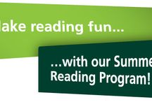 Summer Reading Resources / free programs, lists, motivators