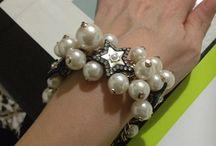 Bracciale perle / Chic