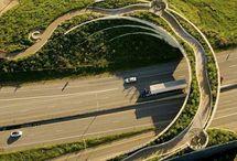 Voetgangersbruggen