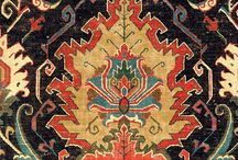 AMAZING CARPETS & ISLAMIC POTTERY