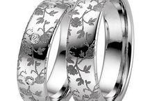 Красивые кольца.