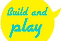 Build & Play / Fun toys which you can build from the ground up!