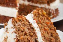 favorite carrot cakes