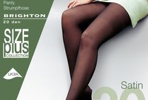 Cette / Depuis 1958, la marque belge Cette offre aux femmes ses lignes et ses collections de bas, collants et leggings à la fois élégantes et tendances. La marque belge répond aux attentes de toutes les femmes, notamment pour les beautés généreuses.