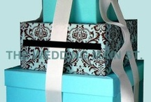 Wedding Card Boxes / by Wedding Party