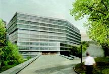 New Construction Credit Suisse / Credit Suisse, Zurich, Suisse St¸cheli Architekten AG, Suisse.