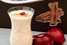 batido de manzana y canela para perder peso