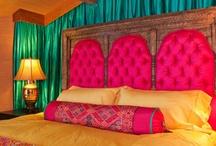 diy bedroom headboard
