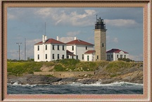 Lighthouses / by Debbie Kenney Thomas
