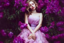 Сирень цветы фотосессия