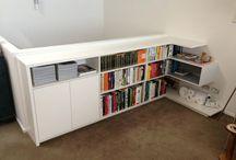Lounge Room Storage