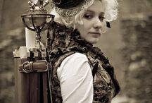 steampunk / by Clair Voyant