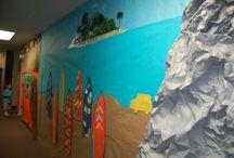 Classroom Theme - Beach/Ocean