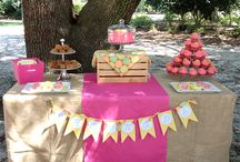 Party Ideas / by Kimberly Spa