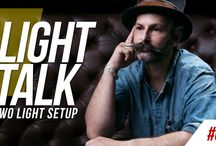 Light Talk at Retutpro.com / In these episodes we discuss & talk about our light setups. Find more of our light talks on http://www.retutpro.com
