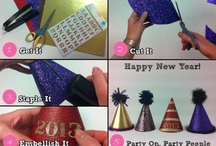 New Year Decorations / all about New years eve