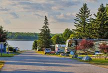 Maine Campgrounds / These are all Campgrounds/RV Parks in Maine that offer our 50% Discount!