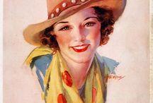 Cowgirls Forever! / by Sheri Deindoerfer