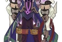 Character / 캐릭터 컨셉