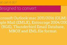 OLM to EMLX Converter